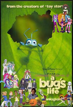 Weekenders Adventures of A Bug's Life poster