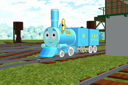 Azul (Railways of Crotoonia)