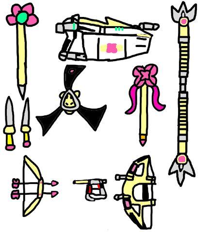 File:Fluttershy's 9 power weapons.jpeg
