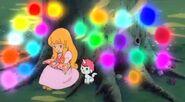 12 Sprixie Princesses, Unico and Cheryl