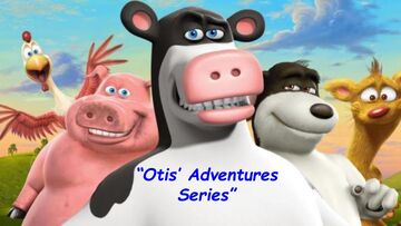 Otis' Adventures Series