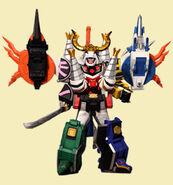 Battlewing Megazord