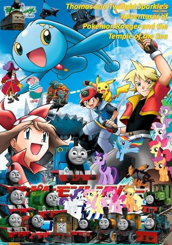 File:Thomas and Twilight Sparkle's Adventures of Pokemon Ranger and the Temple of the Sea Poster.jpg