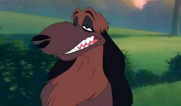 Ruby (Lady and the Tramp)