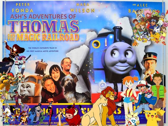 File:Ash's Adventures of Thomas and the Magic Railroad Poster.jpg