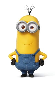 Kevin the minions 2015