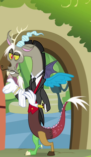 File:Discord dressed as a Butler.png
