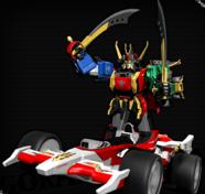 Legendary RPM Megazord