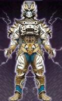 White Tiger Warrior