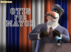 Otis for Mayor