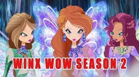 World Of Winx - Season 2 Teaser Trailer EXCLUSIVE!
