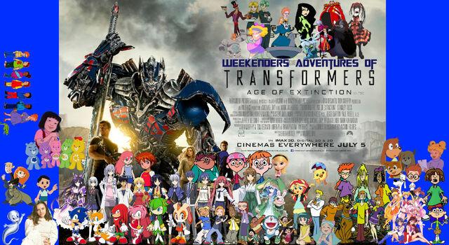 File:Weekenders Adventures of Transformers- Age of Extinction (Remake.jpg