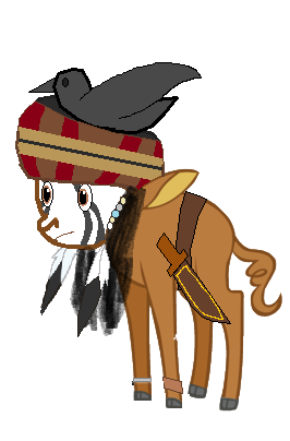 File:Tonto as MLP charcter.png
