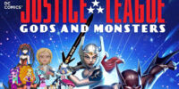 Weekenders Adventures of Justice League: Gods and Monsters