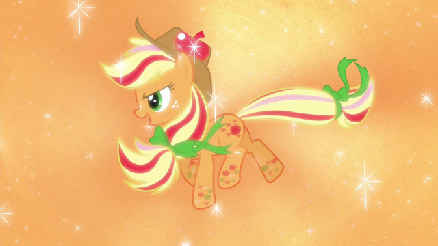 File:Applejack rainbowfied.png
