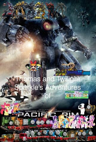 File:Thomas and Twilight Sparkle's Adventures of Pacific Rim .jpg