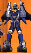 Shadow Force Megazord (Mode Blue)