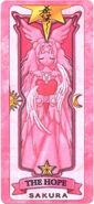 The Hope ホープ (希望) Star Card