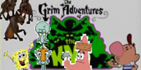Spongebob and the Hyenas on the grim adventures of the KND