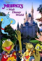 Pooh's Adventures of The Muppets at Walt Disney World