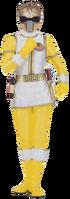 Yellow Squadron Ranger (skirted)