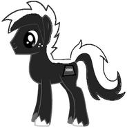 Shunky Pony