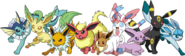 The eeveelutions by tails19950-d5ldsr6