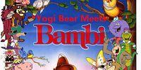 Yogi Bear and Bambi