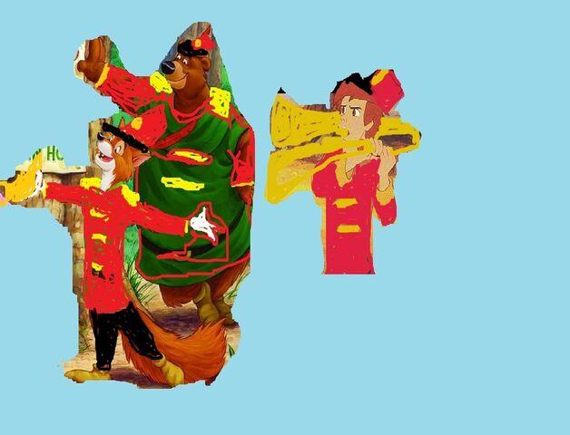 File:Robin hood little john and taran as musicians by dragonfire810-d50tgne.jpg