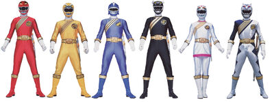 Wild Force Rangers 2