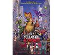 Fullmetal Alchemist' Adventures of We're Back: A Dinosaur's Story