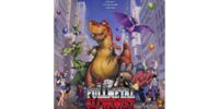Fullmetal Alchemist' Adventures of We're Back: A Dinosaur's Story