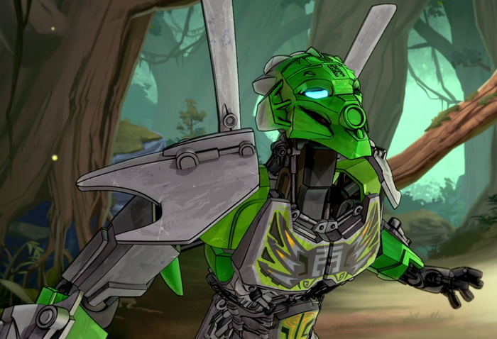 BJTO-Lewa Unity Armor
