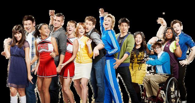 File:Glee cast hot list by wakagleek-d4q2l5k.png