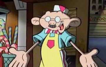 Mr. Jasper Jelly