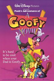 Pooh's Adventures of A Goofy Movie Poster