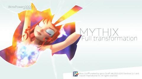 Winx Club 6 Mythix Transformation! - Extended Version English HD-0