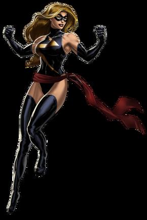 Carol Danvers (Earth-12131) 001