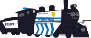 Officer Drake -with his Auto 9-