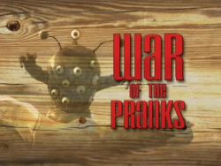 War of the Pranks Logo