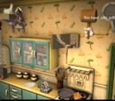 Wallace and Gromit's House