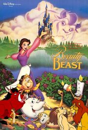 Simba, Timon, and Pumbaa's Adventures of Beauty and the Beast poster
