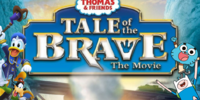 Team Robot's Misadventures Of Thomas & Friends: Tale of the Brave