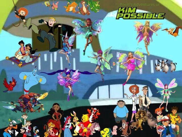 File:Pooh's Adventures of Kim Possible Season 3 Poster (CGI Mythix).jpg