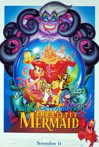 File:Pooh's Adventures of The Little Mermaid Poster 2.jpg