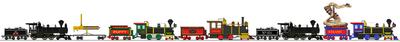 Western train (with Jake)