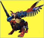 Pegasus Megazord