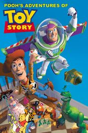 Pooh's Adventures of Toy Story Poster