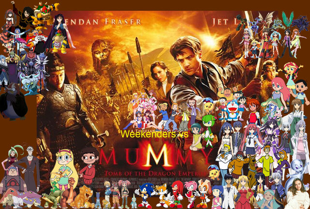 File:Weekenders vs the Mummy- Tomb of the Dragon Emperor (redo).jpg