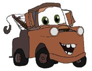 Mater the Trusty Tow Truck